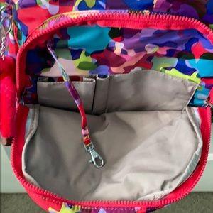 Kipling Bags - ❤️💜💙Kipling Seoul Backpack Laptop, Artful Blend